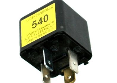 Przekaznik 12v 30a Typ 540 Wlochy Markland Bialystok Allegro Pl