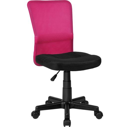 Fotel Biurowy, Krzesło Biurowe Obrotowe 401797 219,99 zł