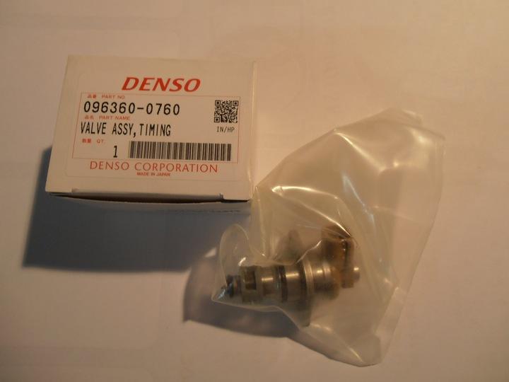 клапан tcv kata фосунки denso opel 1.7 096360-07604 - фото