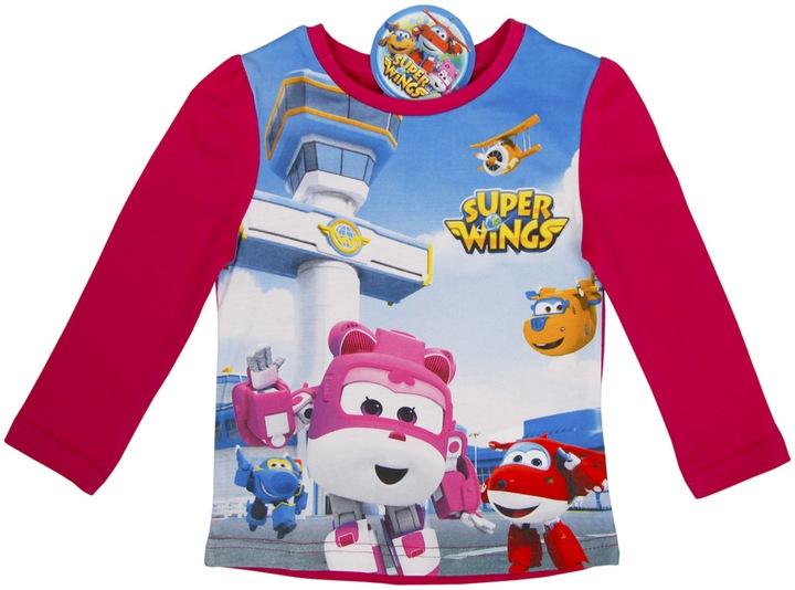 Super Wings bluzka bluzeczka dla dziewczynki 104cm 9013010928 Dziecięce Odzież VY EDZAVY-4