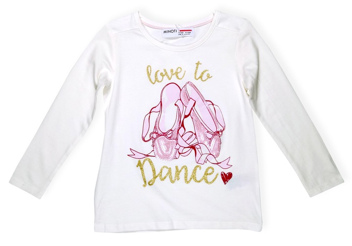 MINOTI bluzka bluzeczka koszulka BERRY *80 6489911876 Dziecięce Odzież SP HQCISP-7