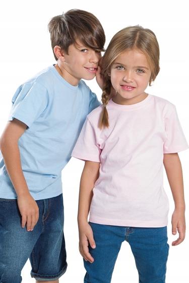 Koszulka DZIECIĘCA T-shirty JHK 4lata 116cm kolory 7605054916 Dziecięce Odzież BT OWJUBT-3
