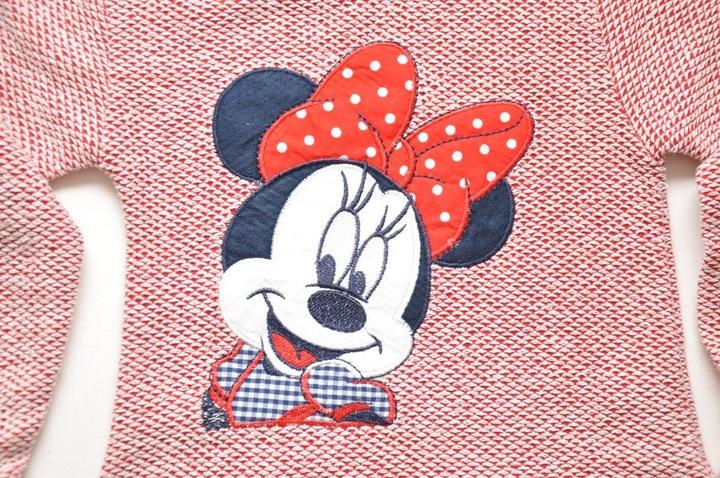 Bluzka bluzeczka sweterkowa MYSZKA MIKI 110 7564295519 Dziecięce Odzież QR ZGCFQR-7
